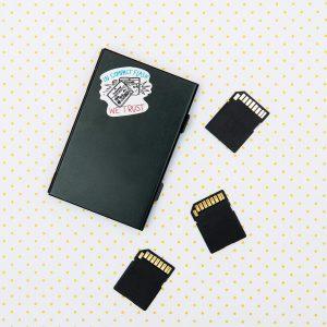 футляр для карт памяти, кейс для флешек, photoleviosa