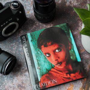 phaidon, альбом фотографа, стив маккари