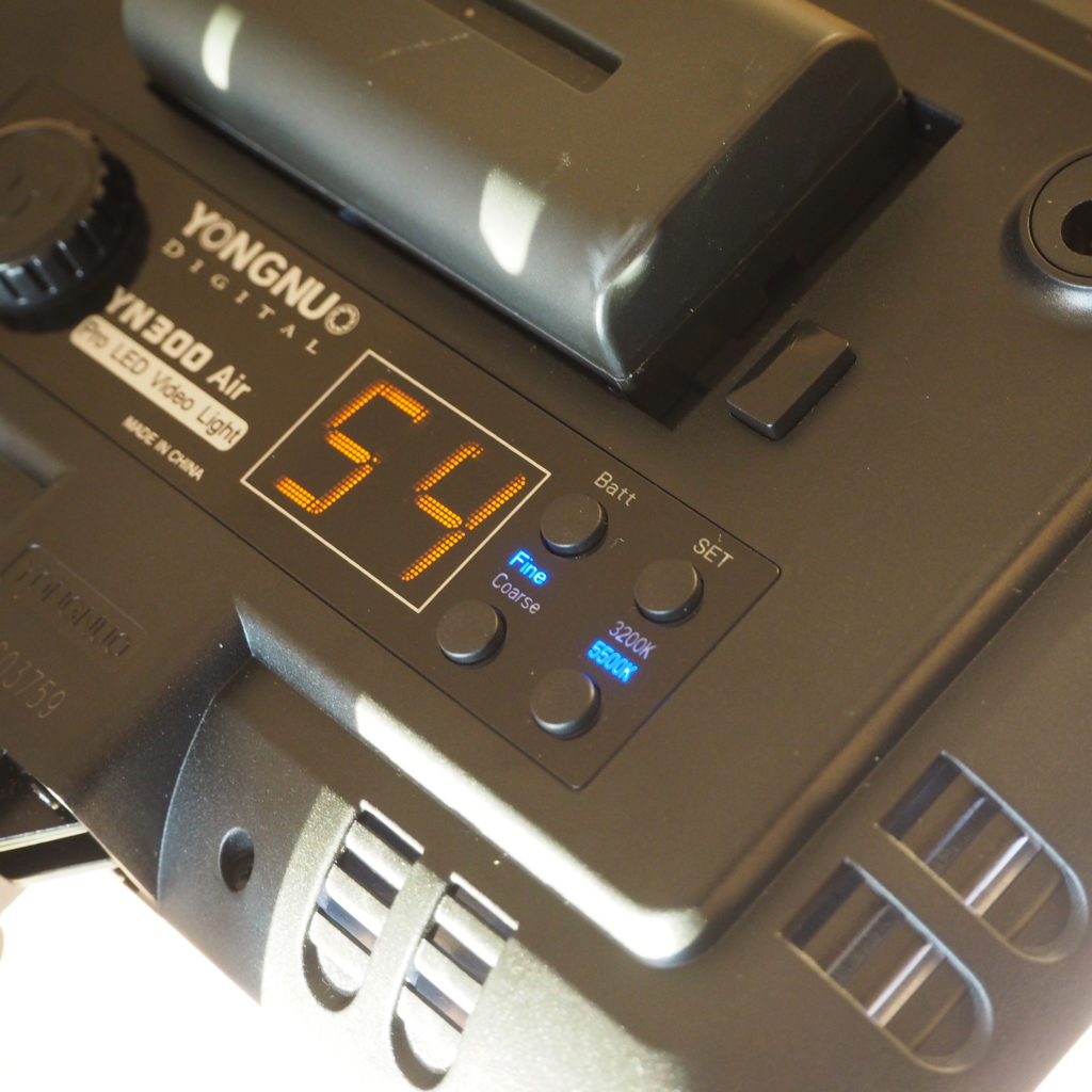 YONGNUO YN300 AIR, LED панель, видеосвет, обзор, примеры фото, свет для портрета дома
